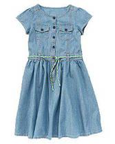 Джинсове сукню crazy8