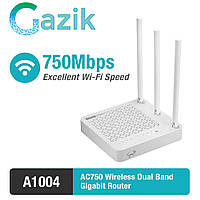 WI-FI роутер Totolink A1004 Gigabit