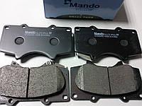 Колодки тормозные передние на Toyota Land Cruiser Prado, Hilux, Tundra, FJ Cruiser