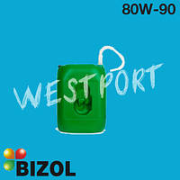 Масло трансмиссионное Bizol  80W-90 20л. GL-5 B88912