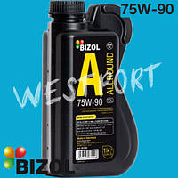 Масло трансмиссионное Bizol 75W-90 1л. GL-5 B87220