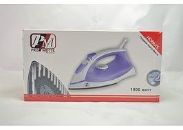 Утюг Promotec с керамическим покрытием PM1133 (1800 Вт)