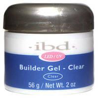 Конструирующий прозрачный гель IBD LED/UV Builder Gel Clear 56 г
