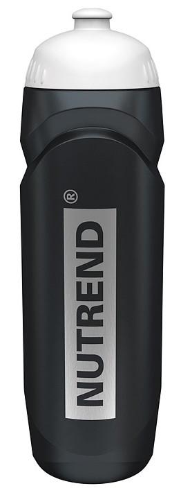 Спортивная бутылка Nutrend чёрная 750 ml
