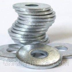 Шайба нержавеющая увеличенная М20 DIN 9021, фото 2