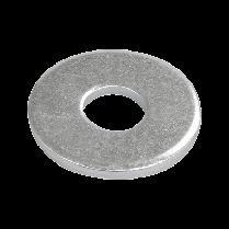 Шайба нержавіюча збільшена М36 DIN 9021, фото 2