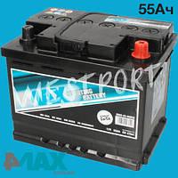 Аккумулятор 4max 55Ач 470А 0608-03-0005Q