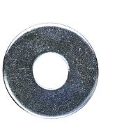 Шайба плоска Ø 12 мм збільшена нержавіюча а2, DIN 9021, ГОСТ6958-78, фото 3