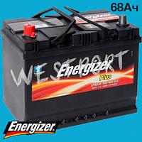 Аккумулятор Energizer 68Ач Азия, стандартные клемы 550А 568 405 055