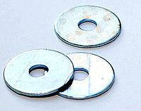 Шайба плоска Ø 5 мм збільшена нержавіюча а2, DIN 9021, ГОСТ6958-78, фото 3