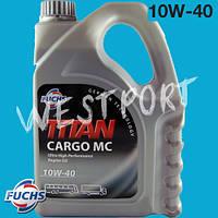 Масло моторное Fuchs TITAN CARGO MC 10W-40 5л.
