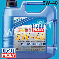 Масло моторное Liqui Moly Leichtlauf High Tech 5W-40 4л.