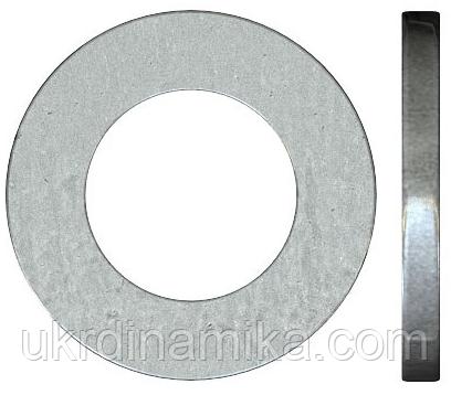 Шайба плоская М33 DIN 125, фото 2