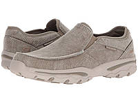 85f2bacd74e4 Мокасины (Оригинал) SKECHERS Relaxed Fit  Creston - Moseco Taupe