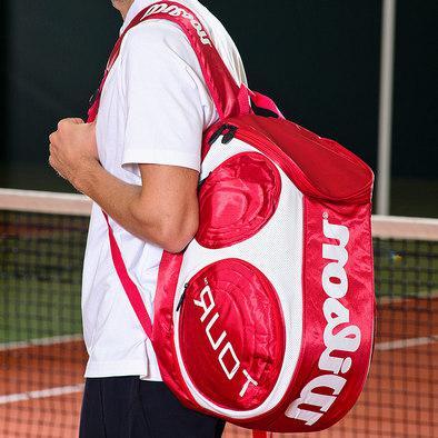 Теннисные сумки и рюкзаки