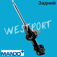 Амортизатор Mando Chevrolet Lacetti Задний Левый Газомасляный EX96408640