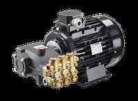 Помпа  Hawk NMT 1520 + мотор 5,5 кВт для мойки