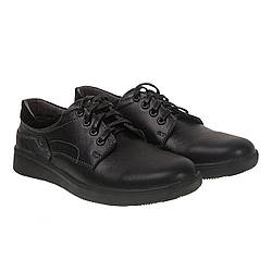 Туфли мужские Maxus (черные, удобные, практичные)