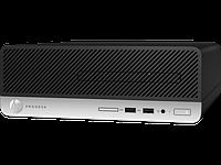 Стаціонарний ПК HP ProDesk 400 G4 Intel Pentium G4560 4GB 500GB W10 Pro