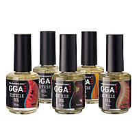 Масло для кутикулы Gga Professional 15 мл Аромат: Мандарин