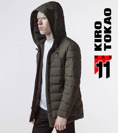 11 Kiro Tokao | Куртка  демисезонная 4864 хаки