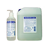 Тендиклин софт с дозатором нежное жидкое мыло для рук и тела для частого мытья Объём: 5000 мл