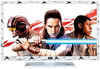 Телевизор Toshiba 24SW763DG (TPQ 600Гц, HD, Smart TV, Wi-Fi,Dolby Digital 2x2,5Вт, DVB-C/T2/S2)