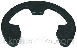 Шайба упорная 4 мм нержавеющая быстросъёмная, стопорная для вала, DIN 6799, ГОСТ11648-75, фото 2
