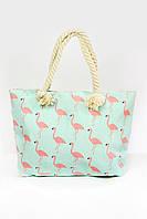 Пляжная сумка Капрун бирюзовая