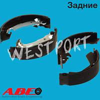 Тормозные колодки ABE Hyundai ACCENT Subaru IMPREZA Задние Барабанные C00515ABE