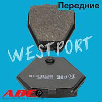 Тормозные колодки ABE Audi ALLROAD Audi A6 Volkswagen PHAETON Audi A4 Передние Дисковые Без датчика износа C1A050ABE