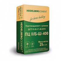 Цемент HeidelberqCement ПЦ-II/Б-Ш-400 25кг
