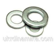 Шайбы плоские нержавеющие М3 DIN 125 | Размеры, вес, фото 3
