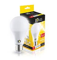 Светодиодная лампа Light Offer LED A65 12W E27 4000K 1350Lm (LЕD - 12 - 022)