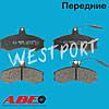 Тормозные колодки ABE Peugeot J5 Передние Дисковые Под датчик износа C1F001ABE