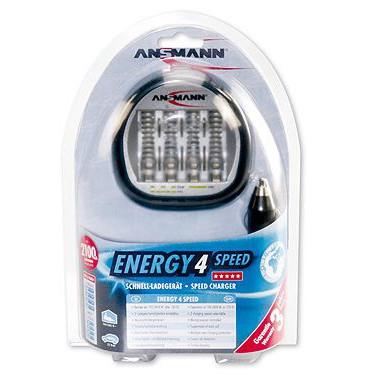 Зарядное устройство Ansmann Energy 4 Speed