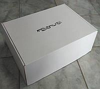 480х300х150 Коробка белая с печатью