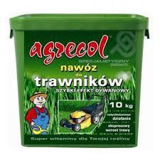 Добриво Agrecol для газону Швидкий килимовий ефект 10кг