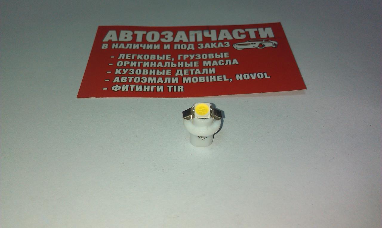 Патрон панели приборов 24V диод белый