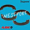 Тормозные колодки ABE Opel ANTARA Chevrolet CAPTIVA Daewoo WINSTORM Chevrolet EQUINOX Задние Барабанные CRX002ABE