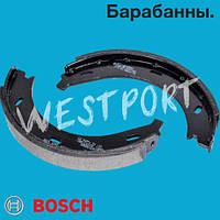 Тормозные колодки Bosch Mercedes VITO Mercedes V-CLASS Барабанные 0 986 487 605