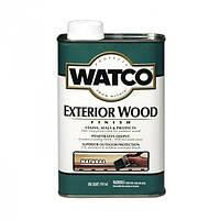 Масло для наружных работ Watco Exterior Wood Oil (США) 0.946L
