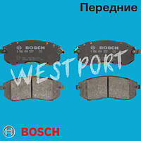 Тормозные колодки Bosch Nissan ALTIMA Передние Дисковые Под датчик износа 0 986 494 337