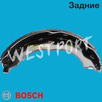 Тормозные колодки Bosch Peugeot BOXER Citroen JUMPER Задние Барабанные 0 986 487 726