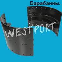 Тормозные колодки SBP Барабанные 03-VO003, фото 1