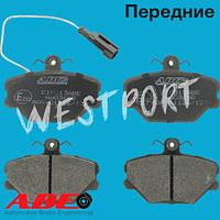 Тормозные колодки ABE Передние Дисковые С датчиком износа C1F013ABE