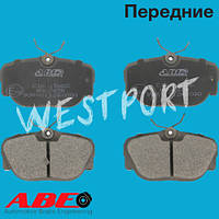 Тормозные колодки ABE BMW Z1 BMW 3 Передние Дисковые С датчиком износа C1B015ABE