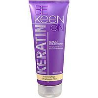 Кератин-Кондиционер Восстанавливающий KEEN Объём: 200 мл