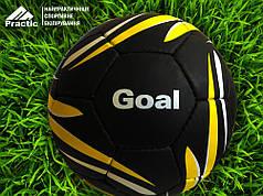 М'яч футбольний Goal Black Matt (Size 5)