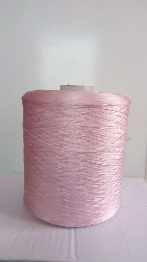 Нитки для оверлока ковролина бледно-розовый 2